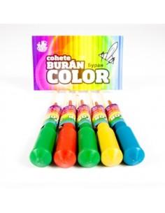 5 Cohete Buran Color